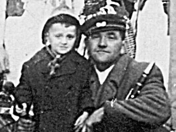 Fratišek Mayer a Karel Mayer st.