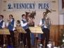 2. Vesnický ples v Boleradicích 21.ledna 2006