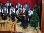 Vánoční koncert - Dambořice 18.12.2009